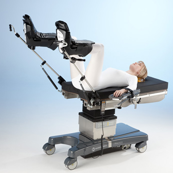 operating-table-Practico-patient positioning